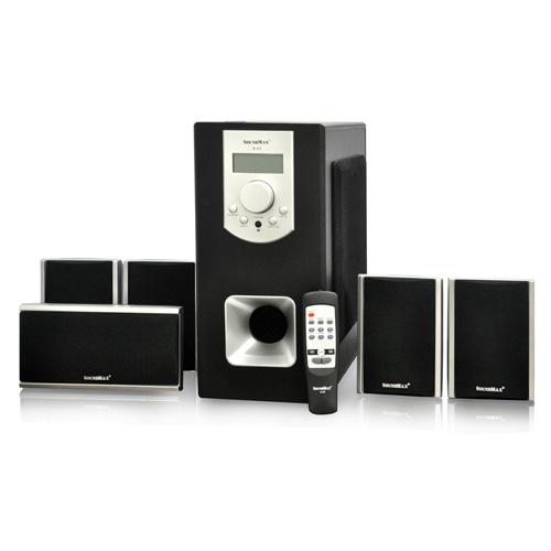 LOA VI TÍNH SOUNDMAX B50-5.1 - Soundmax - Dàn Loa Vi Tính - Thiết Bị Tin Học - Siêu thị điện máy Nguyễn Kim