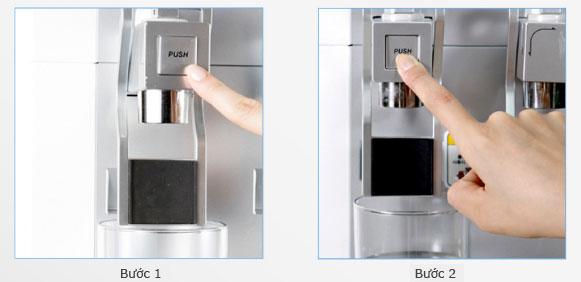 Nút khóa nước nóng