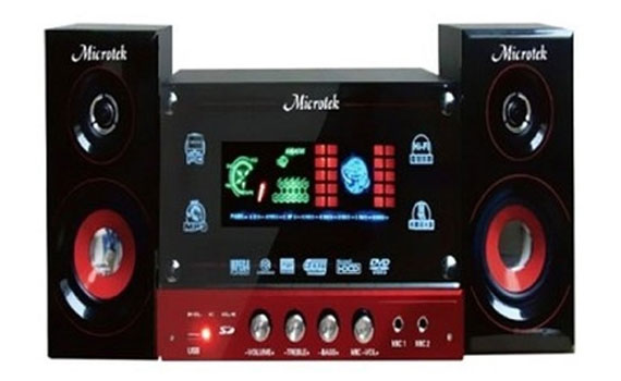 Loa Microtek MT664U âm thanh chất lượng, giá tốt tại nguyenkim.com