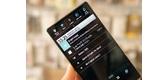 ELUGA C - smartphone không viền của Panasonic
