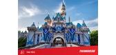 Vi vu Disneyland bằng Google Maps