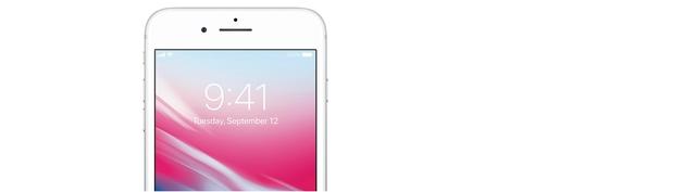 Điện thoại di động iPhone 8 Plus 64GB Silver giá tốt hấp dẫn tại Nguyễn Kim