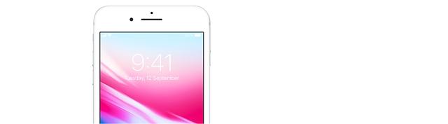iPhone 8 64GB Silver màn hình Retina HD